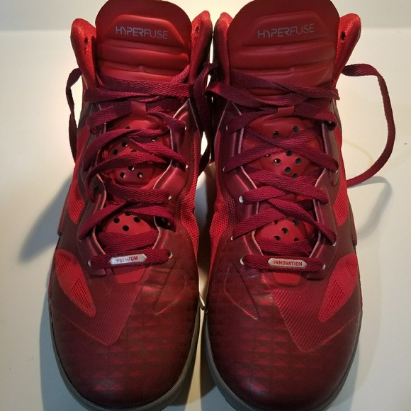 Nike Other - Nike Hyperfuse Basketball shoes